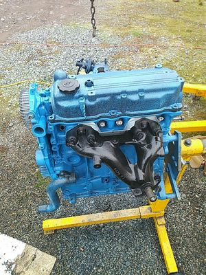 89 Mazda B 2200 parts engine parts only for Sale in Puyallup, WA