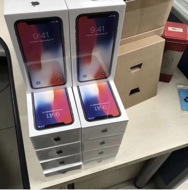san francisco f34bf da29f iPhone X IN BULK T-Mobile / AT&T for Sale in Fort Worth, TX - OfferUp