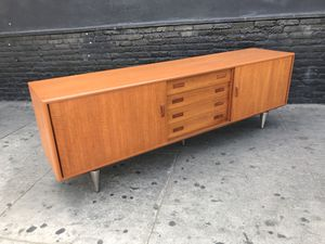 Danish Credenza Los Angeles : Mid century scandinavian media cabinet. for sale in los angeles ca