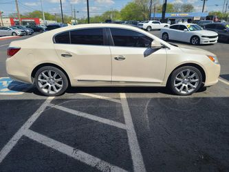 2010 Buick LaCrosse Thumbnail