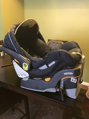Chico Infant Car Seat And Base 65 For Sale In Philadelphia PA