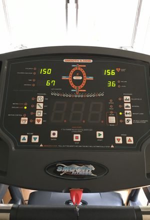 Treadmill by Smooth Fitness for Sale in FX STATION, VA