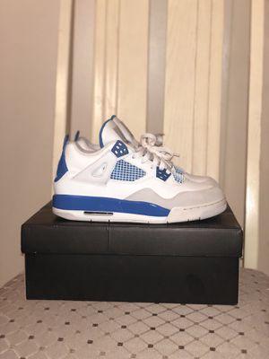 Jordan 4 Military Blue GS Size 7 VNDS for Sale in Falls Church, VA