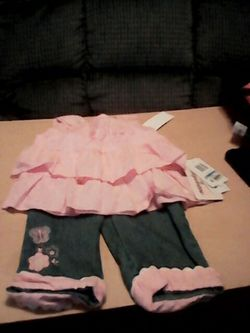 2 piece 24 month girl new Thumbnail