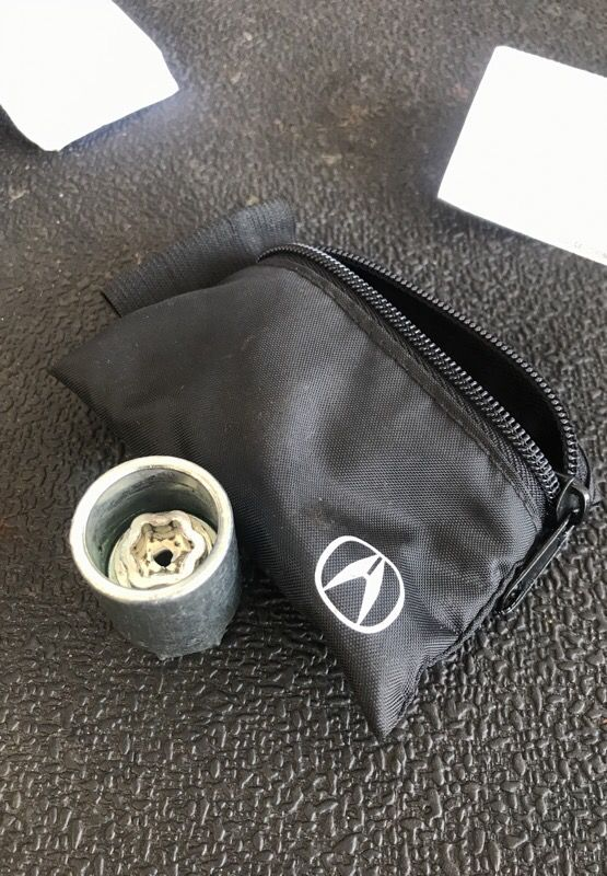 Mc Gard Acura Wheel Lock Key For Sale In El Cajon CA OfferUp - Acura wheel lock key