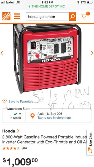 New and Used Generator for Sale in Boston, MA - OfferUp
