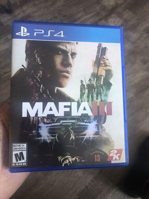 Mafia 3 for Sale in Alexandria, VA