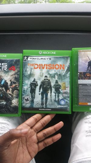 Xbox one games for Sale in Nashville, TN
