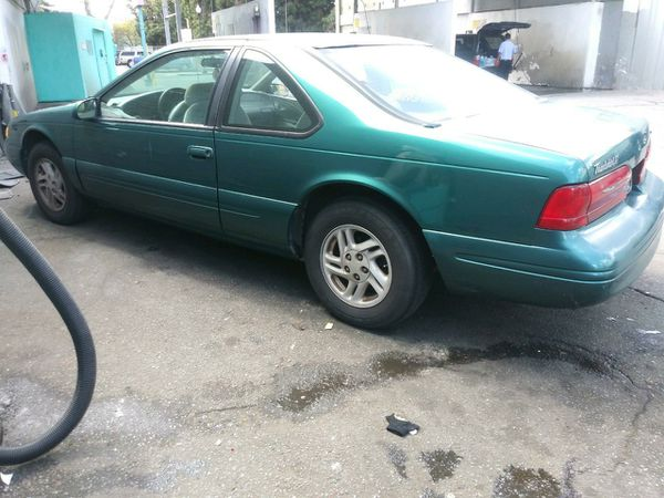 1997 Ford Thunderbird Registered 2019 February For Sale In San Jose