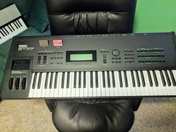 Yamaha SY77 synthesizer keyboard for Sale in Beaverton, OR - OfferUp