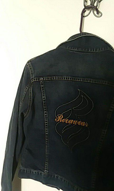 Jean jacket M