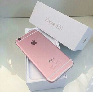 IPhone6s Factory Unlocked + box and accessories + 30 day warranty for Sale in Springfield, VA