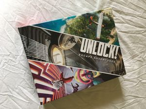 Unlock! Board Game - Card Escape Game for Sale in Washington, DC