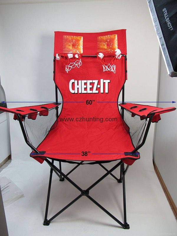 cheez it pop chair basketball sports outdoors in burbank ca