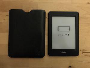 Kindle Paperwhite for Sale in Fairfax, VA