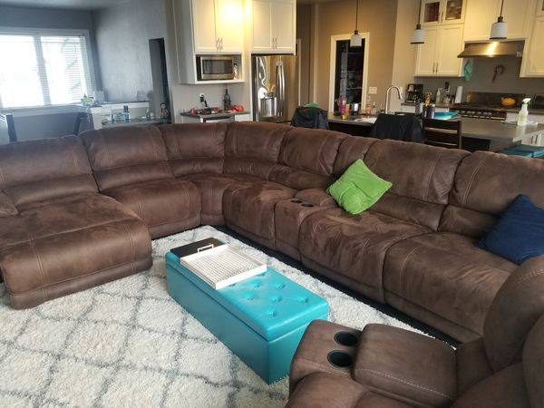 Super Cloud Ii Sectional Sofa For Sale In De Pere Wi Offerup Theyellowbook Wood Chair Design Ideas Theyellowbookinfo
