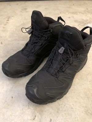 magasin en ligne 4f691 b907a Salomon XA Pro 3D Mid GTX Forces size: 11.5R for Sale in San Diego, CA -  OfferUp