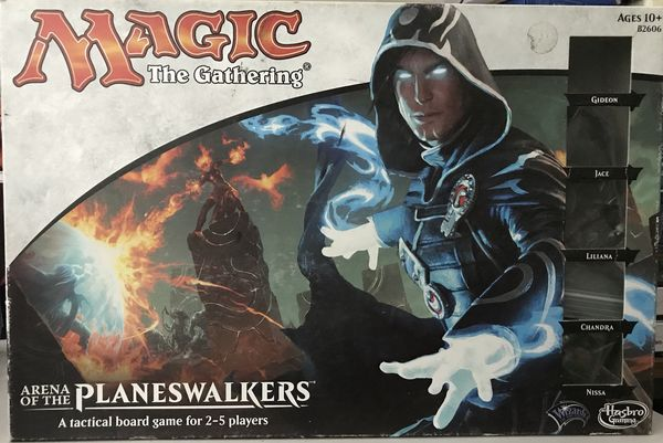 Magic the Gathering: Arena of the Planeswalkers board game for Sale in  Fountain Valley, CA - OfferUp