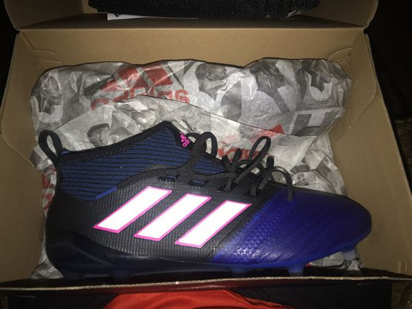 sports shoes 9c233 dbe41 Adidas ace17.1 soccer for Sale in Houston, TX - OfferUp