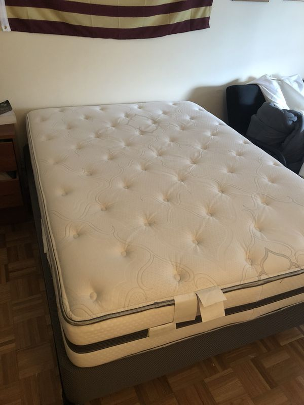 Like New Full Size Beautyrest Mattress 1 Year Old For Sale In New