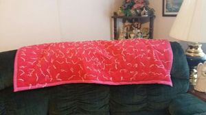 Quilted Throw for Sale in Chuckey, TN