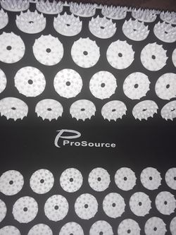 Prosport acupuncture therapy mat and pillow Thumbnail
