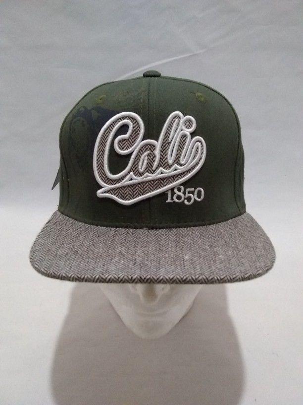 California snapback hat