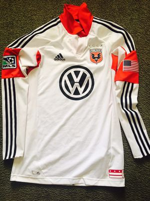 Adidas soccer jersey - DC UNITED for Sale in Washington, MD