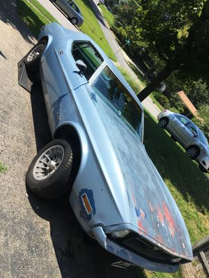 1971 mustang 302 project car 5.0L for Sale in Bowie, MD