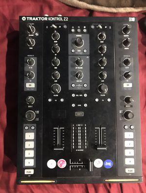 TRAKTOR KONTROL Z2 // DJ MIXER for Sale in Miami, FL