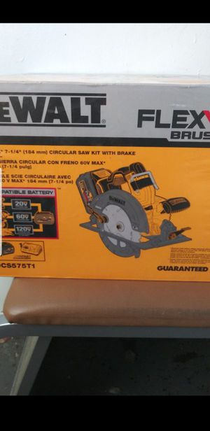 Circular saw for Sale in Manor, TX