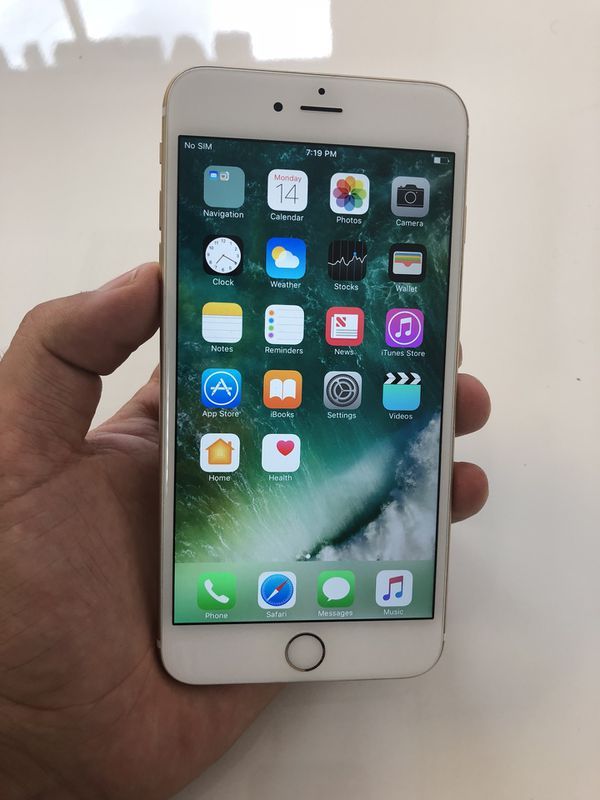 Iphone 6 Plus 64gb Unlocked For Any Carrier S At T Att Verizon