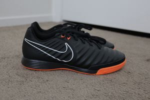 New Nike Tiempo Legend X Academy Indoor Soccer Shoes Size 6Y for Sale in San Diego, CA