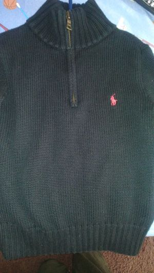 Toddler boys 4t polo sweater.. for Sale in Oxon Hill, MD