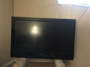 Philips 55' tv no remote, verry clean picture! for Sale in Lynchburg, VA