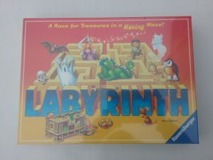 Labyrinth brand new board game factory sealed for sale  Broken Arrow, OK