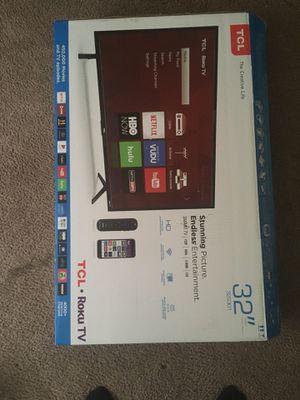 "Tlc 32"" inch tv for Sale in Alexandria, VA"
