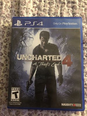 Uncharted 4 for Sale in Rockville, MD
