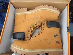 Timberland pro New size 10 for 65 no steel for Sale in Alexandria, VA
