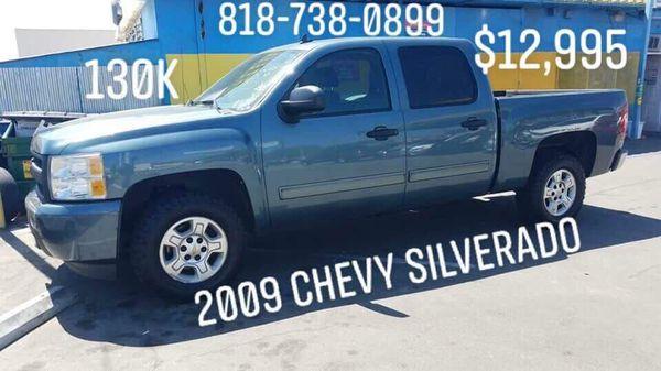 2009 Chevy Silverado For Sale In Los Angeles Ca Offerup