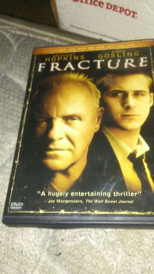 FRACTURE DVD MOVIE for Sale in Portland, OR