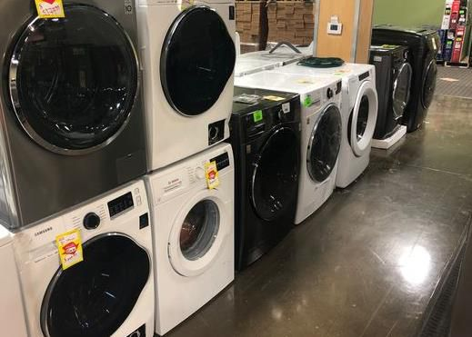 Front Load Washers IO