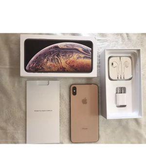 Apple IPhone XS Max 512GB for Sale in Alexandria, VA