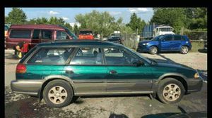 1998 Subaru Outback Awd 200k Hwy miles runs and drives!!# for Sale in Hillcrest Heights, MD