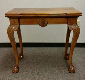 Vintage Card / Game Table for Sale in Midlothian, VA