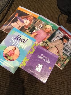 American girl doll books Thumbnail