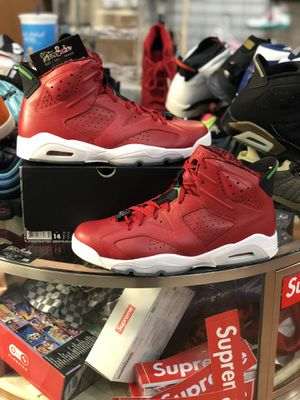 History Of Jordan 6's size 14 for Sale in Silver Spring, MD