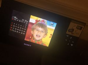 Sony digital photo frame/ printer for Sale in Columbia, MD