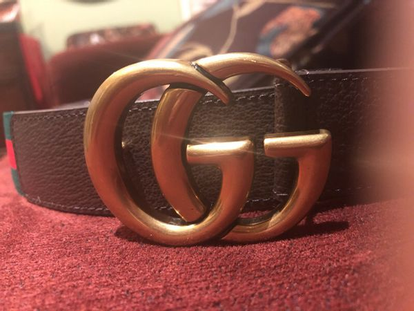 95cd10eb692 Guuci - Nylon web belt double G guuci belt for Sale in Los Angeles ...