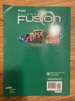 Texas Science Fusion 7th Grade  Thumbnail